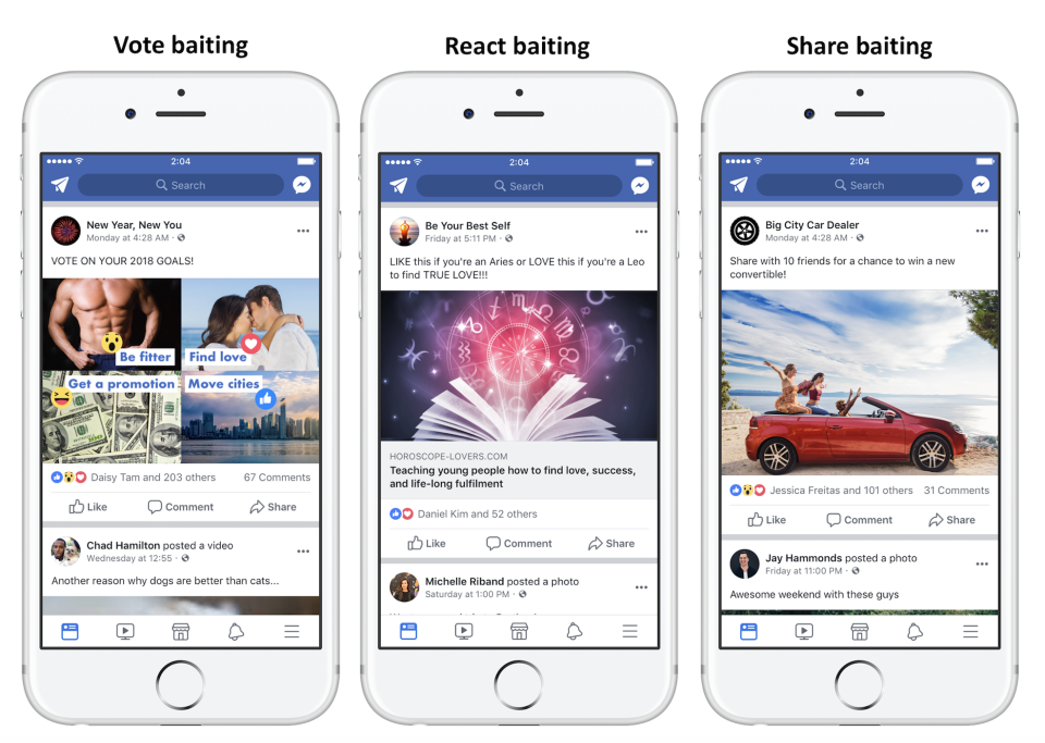 How Facebook's war on spam benefits quality content